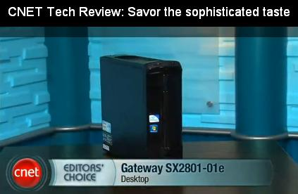 CNET Tech Review Savor the sophisticated