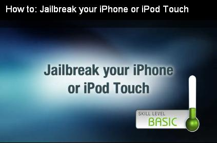 How To JailBreak ur iPhone or iPod Touch