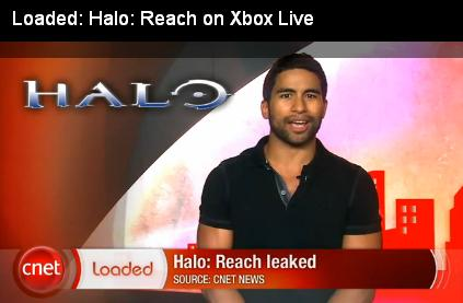 Loaded Halo Reach