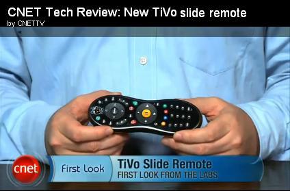 CNET TiVo