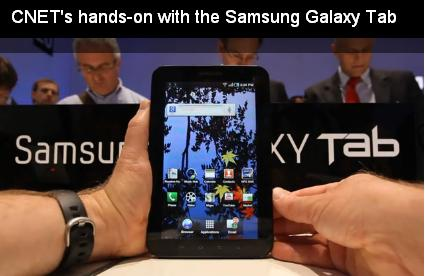 s hands on with the samsung