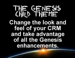 Genesis Child Theme