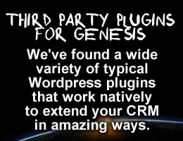 Genesis Third Party Plugins