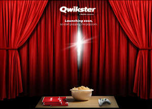 Qwikster, the Netflix Spinoff