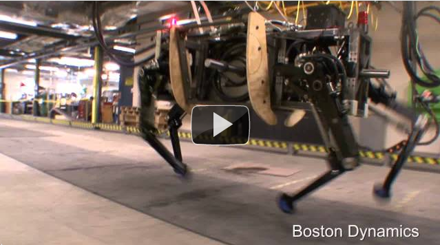 Alpha Dog Boston Dynamics