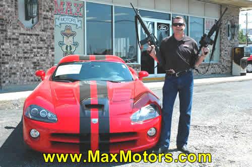 Mark Muller from Max Motors