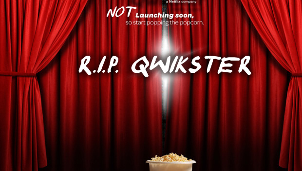 RIP Qwikster